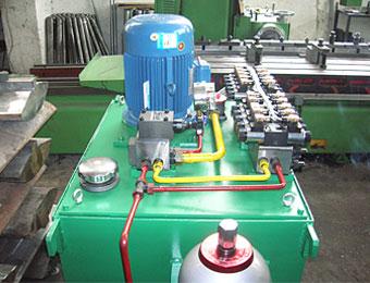 单双泵液压站